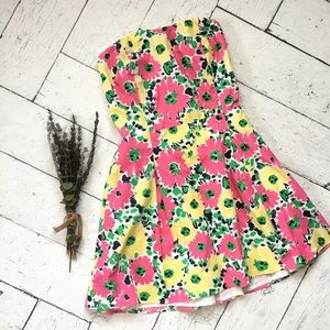 lilly pulitzer felicity doodle bug daisy dress